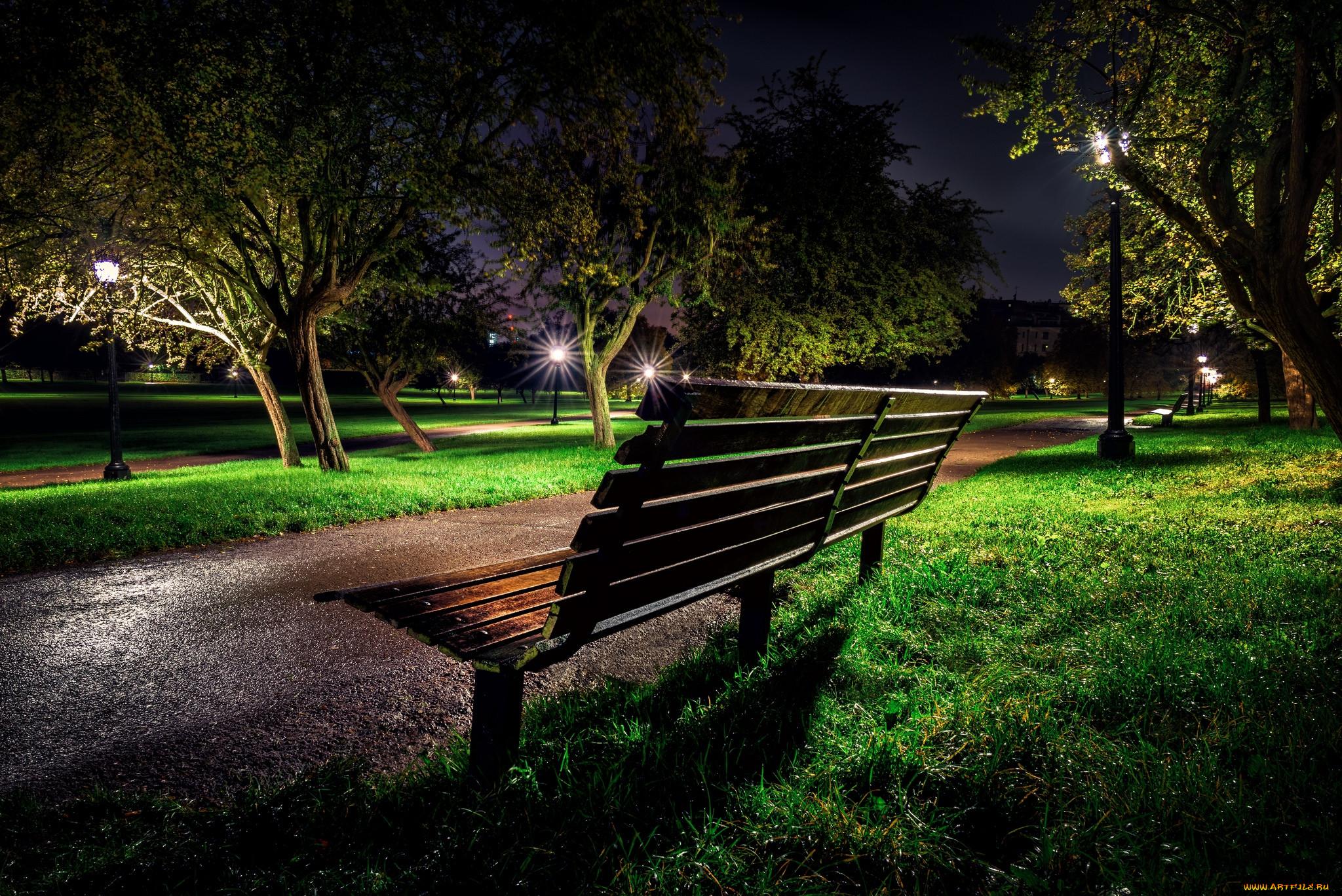 Как сделать красивое фото на скамейке